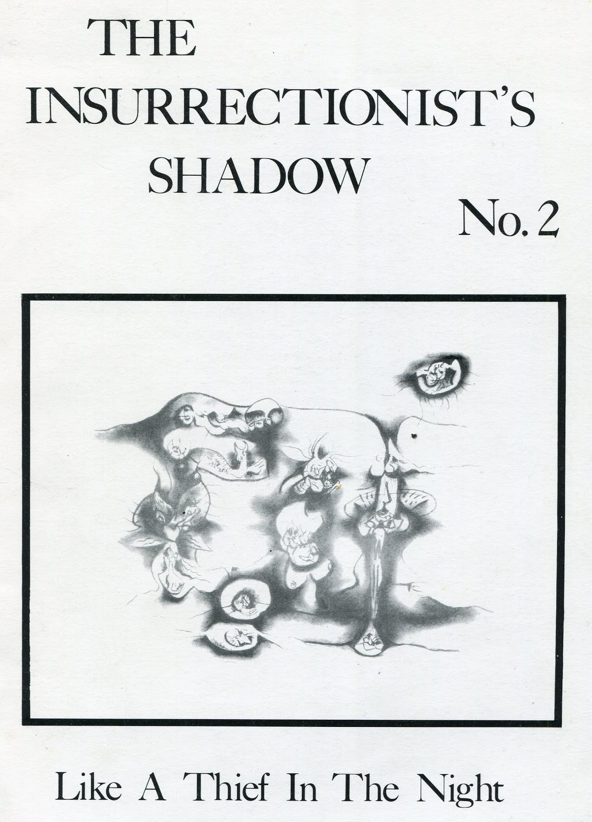 surrealismo internacional surrealismo en 2 it was at this point that craig marvell joined the group in months around the middle of 1980 the second issue of the insurrectionist s shadow was