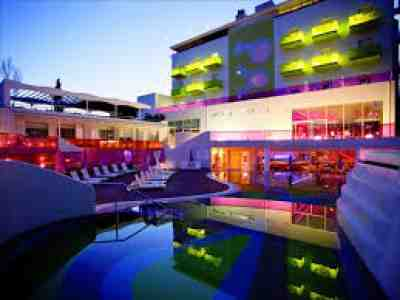 Hotel Semiramis, Athens, Greece