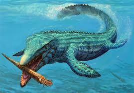 Mosasaurus mahluk menyeramkan dari jaman prasejarah yang pernah ditemukan