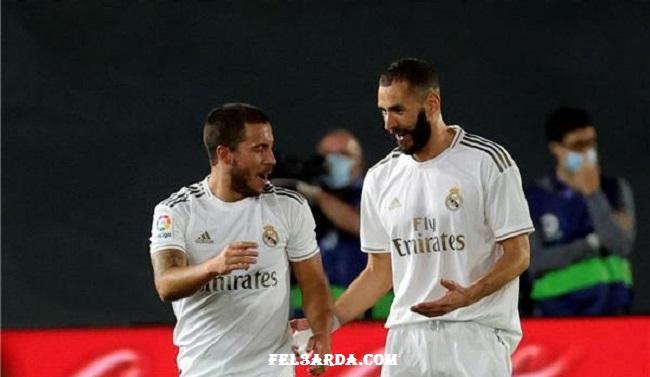 ريال مدريد يواجه ألافيس فى افتتاح مبارياته فى الدوري الإسباني للموسم الجديد 2021-2022