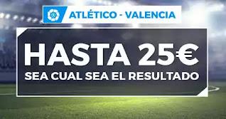 paston promo Atletico vs Valencia 24 enero 2021