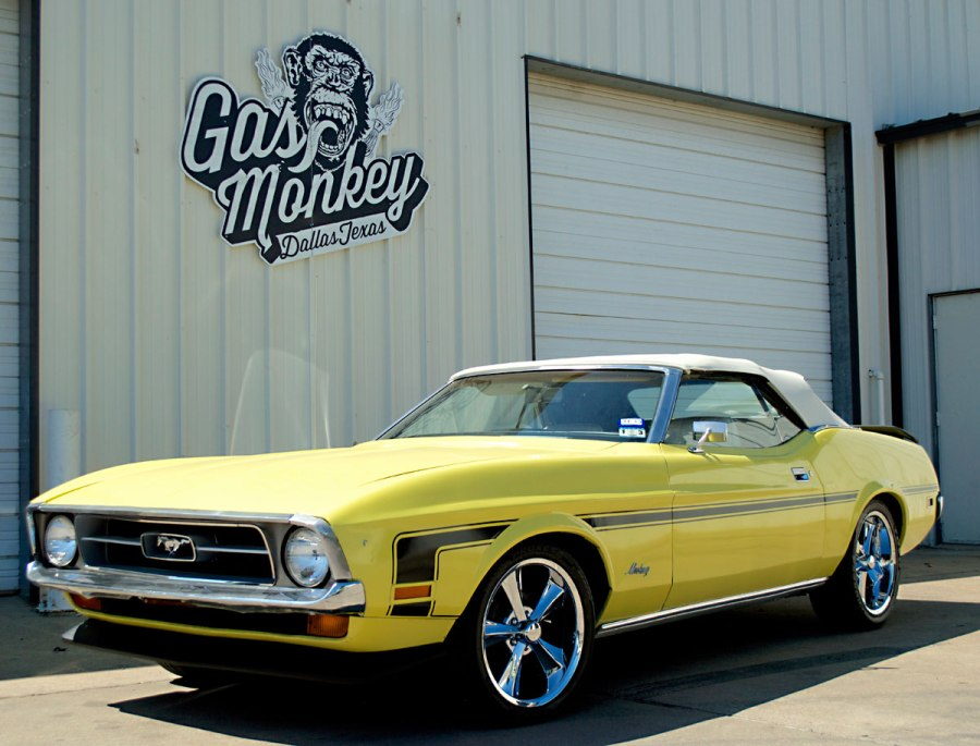 1960's 1970's Muscle CarsFor Sale: 1972 Ford Mustang
