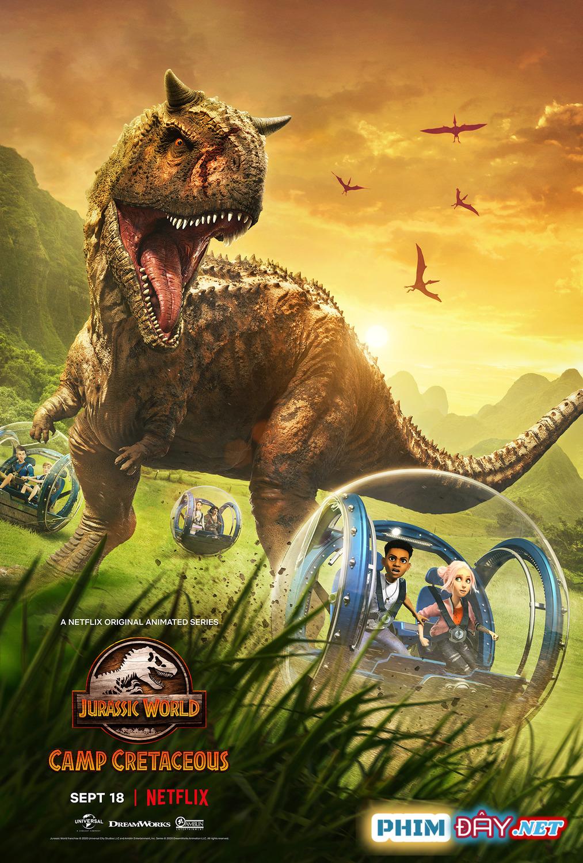 Thế Giới Khủng Long: Trại Kỷ Phấn Trắng - Jurassic World: Camp Cretaceous (2020)