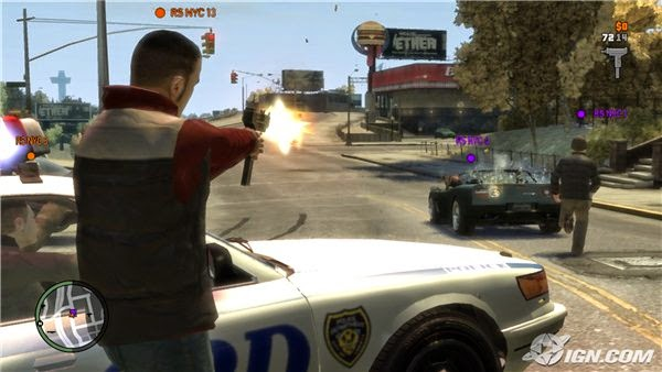 Grand Theft Auto IV: Complete Edition (Region Free) PC Screenshots #4