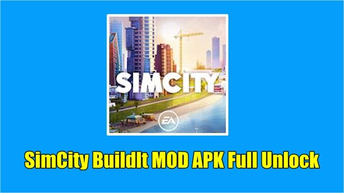 SimCity Buildlt MOD APK Unlimited Money Terbaru 2020 - Nuisonk