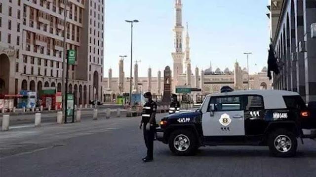 Fines on 216 people in Makkah for violating Corona Precautions