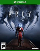 Prey (2017) Game Cover Xbox One