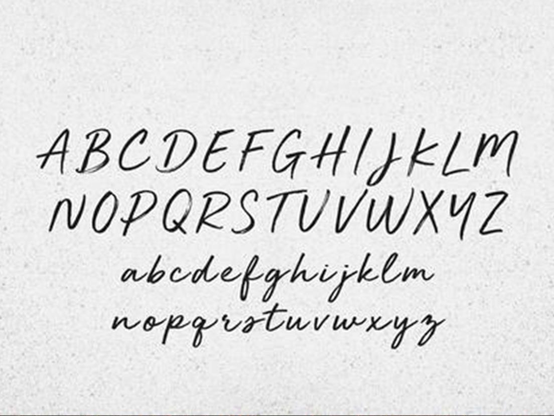 golden plains script font free download
