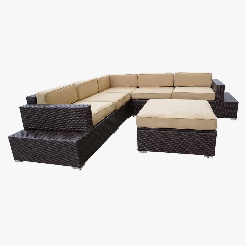Outdoor Sofa Furniture Upholstery Fabric Uk Big Sale Discount 50 Patio Rattan Wicker
