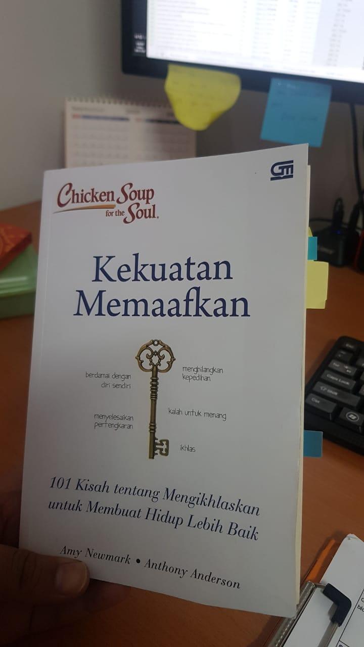 Buku Chicken Soup for the Soul: Kekuatan Memaafkan