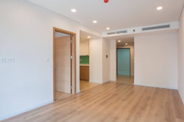 Thiết kế căn hộ 2 phòng ngủ chung cư DLC Complex