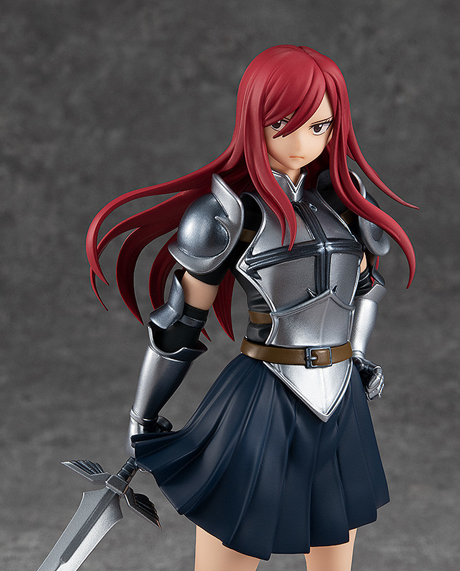 Figuras: POP UP PARADE Erza Scarlet de Fairy Tail - Good Smile Company