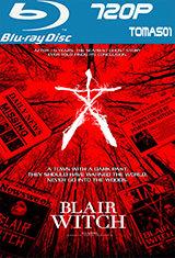 La bruja de Blair (2016) BRRip 720p