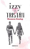 Vorágine Interna: Blog literario: Reseña: Izzy + Tristán