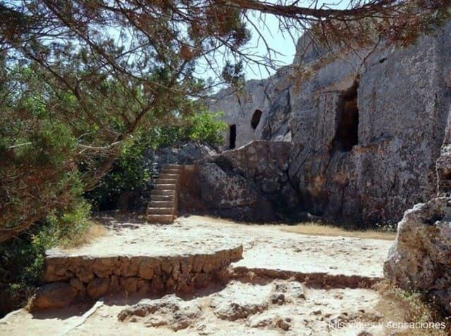 Necropolis, Menorca