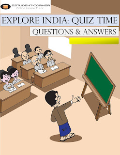 Explore India Quiz Time, Class 8, All Questions and Answers of Chapter 3, under SCERT Syllabus