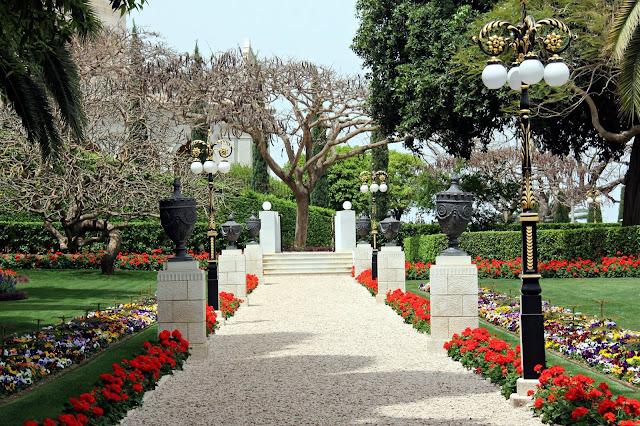 Haifa em Israel, oitava maravilha do mundo