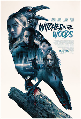 Witches in the Woods (BRRip 720p Ingles Subtitulada) (2019)