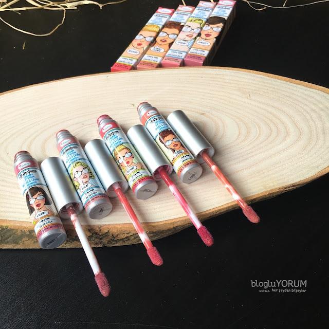 The Balm The BalmJour Creamy Lip Stain incelemesi konni chiwa salut hola aloha