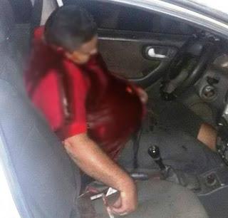 Irmão do taxista assassinado também é morto e outro consegue fugir na Capital
