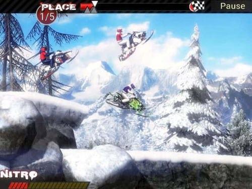 تنزيل لعبة Snowmobile Extreme Racing للحاسوب