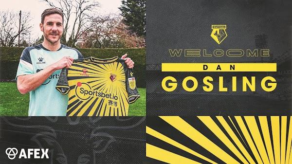 Oficial: Watford, firma Dan Gosling
