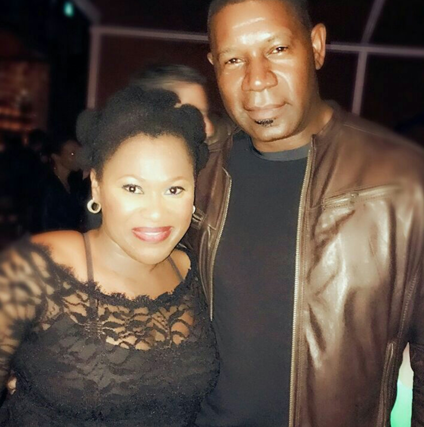 dennis haysbert and elena simms relationship advice