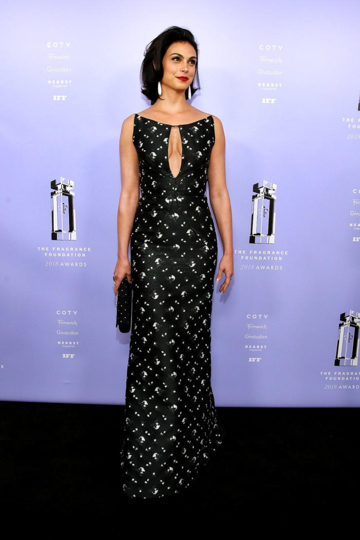 Morena Baccarin Latest Photos in Hot Outfit