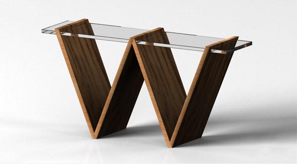 Setiap rumah selalu berisi dengan furnitur yang indah dan aksesoris yang tidak hanya memb Berbagai Bentuk Meja Geometris Unik untuk Ruang Tamu Minimalis