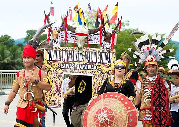 Lun Bawang Irau Aco Festival Lawas