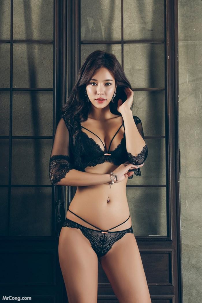 Image Korean-Model-Kwon-Soo-Jung-MrCong.com-018 in post Người đẹp Kwon Soo Jung trong bộ ảnh nội y tháng 10/2017 (195 ảnh)
