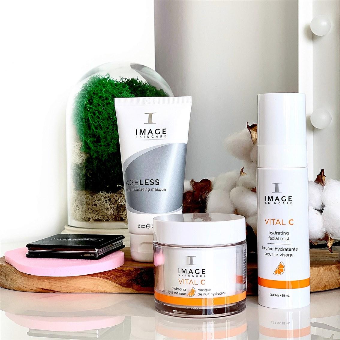 Image Skincare Vital C Hydrating Overnight Masque