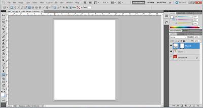 Objek persegi panjang menutupi objek foto