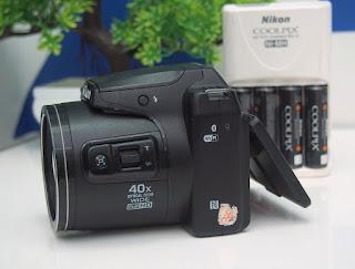 Jual Nikon Coolpix B500 Wi-Fi Bekas