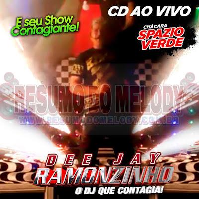 CD AO VIVO - JACAREACANGA - DJ RAMONZINHO