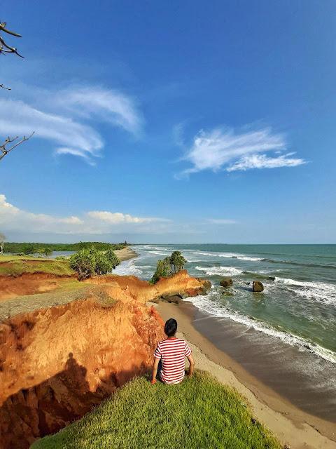 Spot instagramable di Danau Gedang Bengkulu