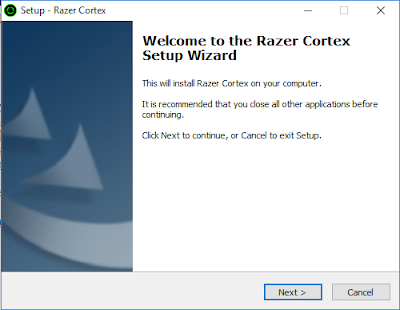 Cara Install Razer Cortex Game Booster 1