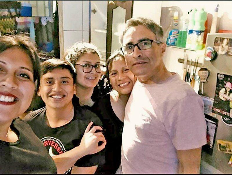 Familia busca a padre de 51 años