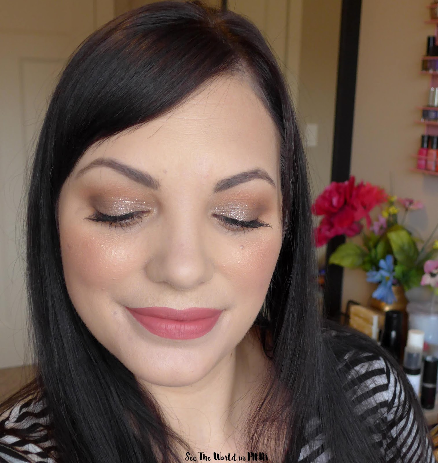 June Shop My Stash - My Go-To Full Face Weatherproof Stay All Day Makeup