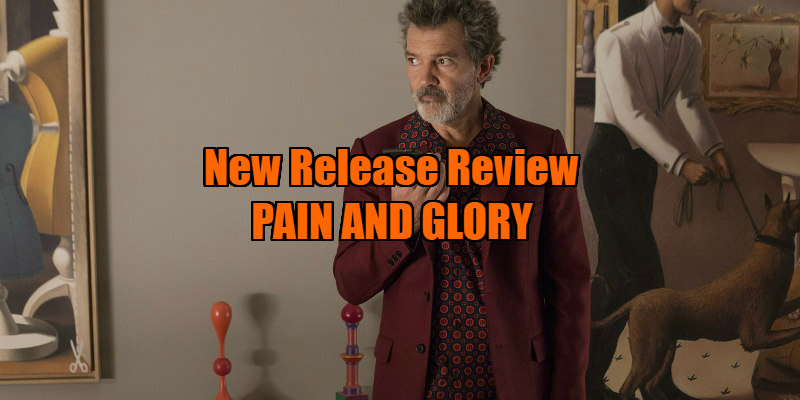 pain and glory review