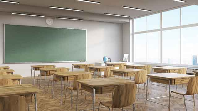 classroom designing for technical institutes