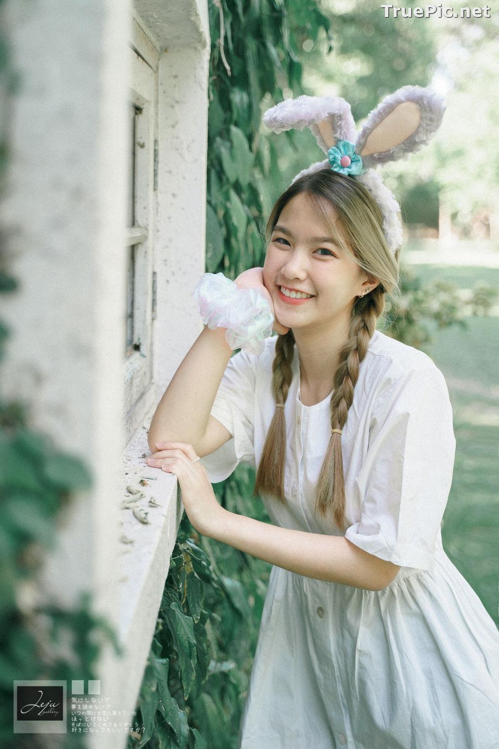 Image Thailand Cute Model - Napat Cdhg - Gam Bunny Girl - TruePic.net - Picture-2