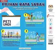 Saranan KKM Semasa PRN Sabah