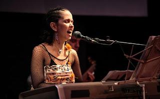 La pianista venezolana que cautivó a Colombia virginia ramirez piano / stereojazz