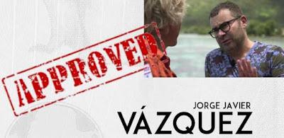 Jorge Javier Vazquez estrena la nueva temporada de Planeta Calleja