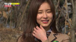 Shin Se Kyung 신세경 Running Man E241 Screencap 05