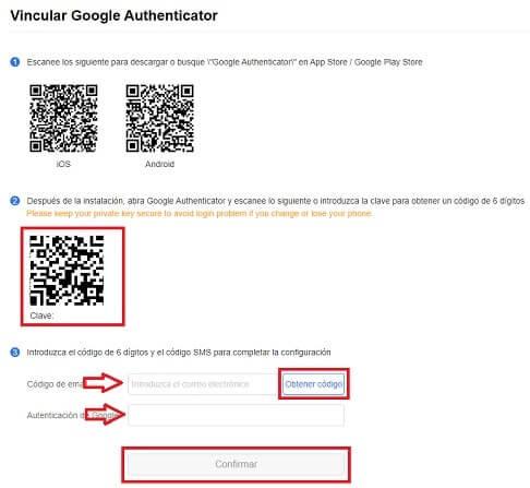 Configurar Google Authenticator Paso a Paso