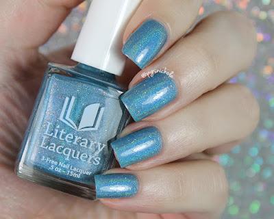 Literary Lacquers Lettie's Ocean