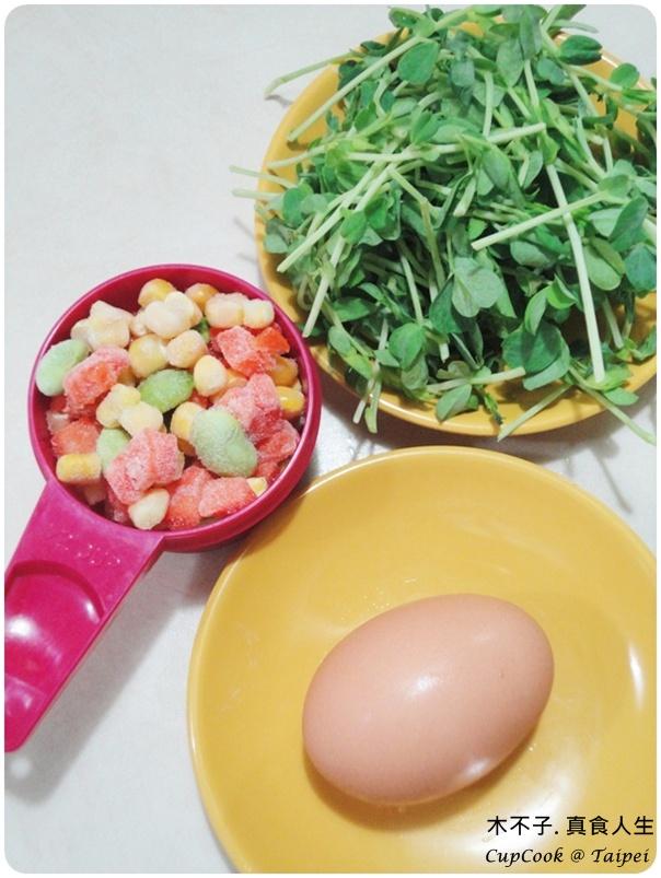 平底鍋早餐食譜-三明治食譜-三色蔬菜烘蛋土司盒(15分鐘簡易早餐) vegetable frittata toast box