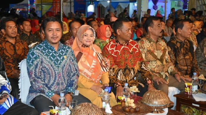 Legislator Sinjai Kompak Hadiri Pembukaan Sinjai Fest and Expo 2020